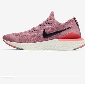 Nike Epic React Flyknit 2 running shoe brand new 8